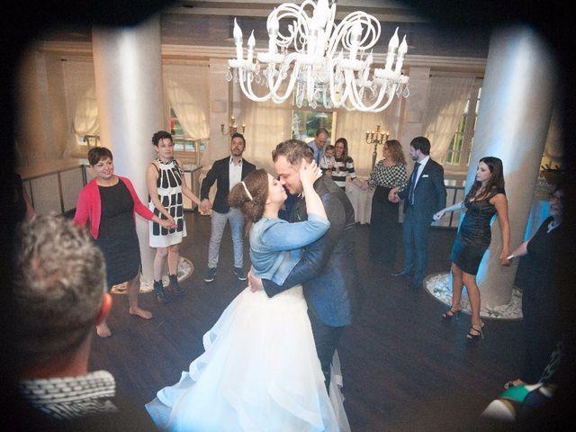 Il matrimonio di Simone e Rebecca a Corzano, Brescia 115