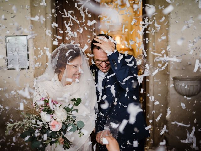 Le nozze di Micol e Gianluca