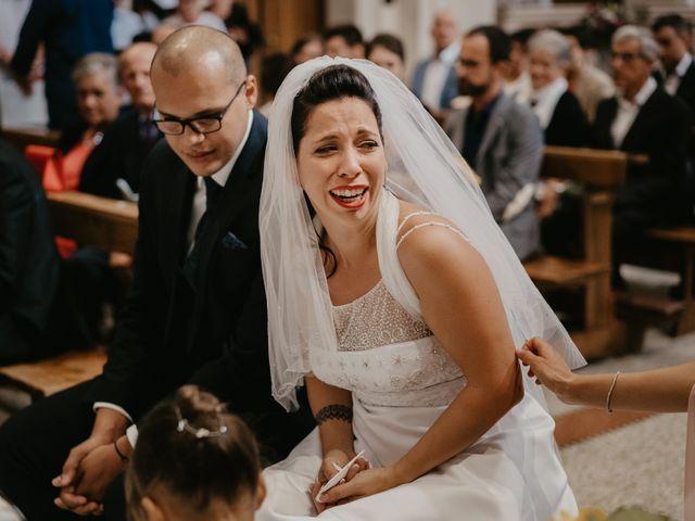 Il matrimonio di Giancarlo e Laura a Fregona, Treviso 17