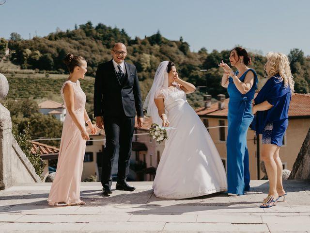 Il matrimonio di Giancarlo e Laura a Fregona, Treviso 29