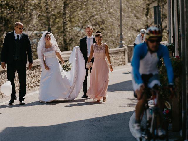 Il matrimonio di Giancarlo e Laura a Fregona, Treviso 30