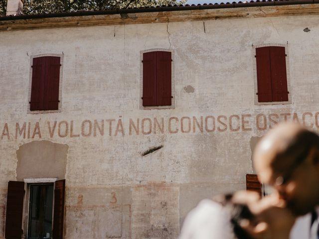Il matrimonio di Giancarlo e Laura a Fregona, Treviso 31
