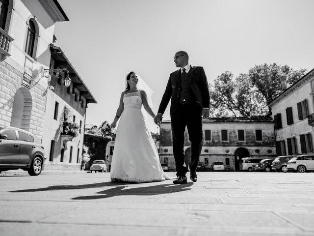 Il matrimonio di Giancarlo e Laura a Fregona, Treviso 32