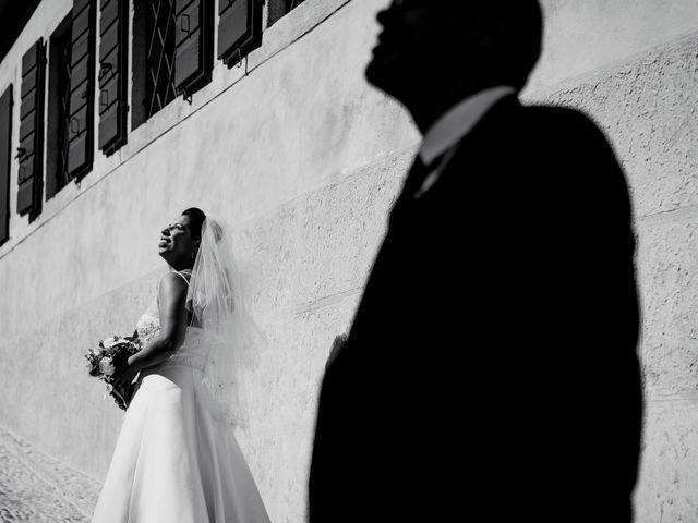 Il matrimonio di Giancarlo e Laura a Fregona, Treviso 34
