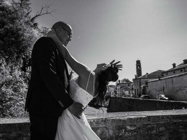 Il matrimonio di Giancarlo e Laura a Fregona, Treviso 38