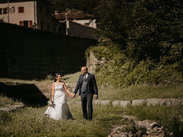 Il matrimonio di Giancarlo e Laura a Fregona, Treviso 43