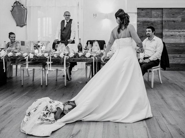 Il matrimonio di Giancarlo e Laura a Fregona, Treviso 54
