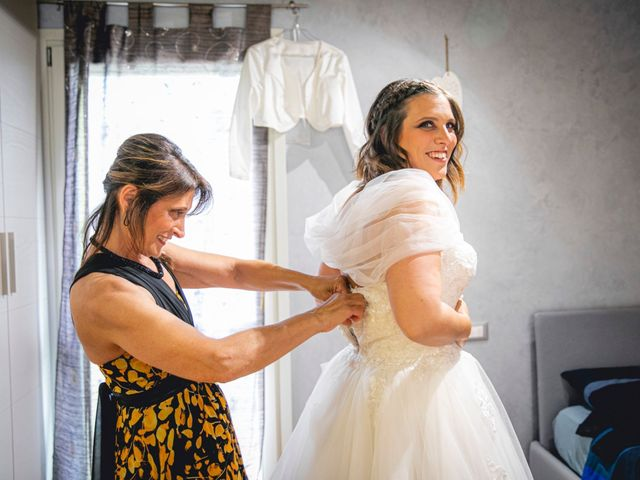 Il matrimonio di Matteo e Giada a Gabicce Mare, Pesaro - Urbino 16