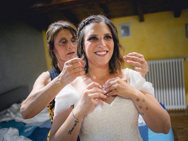 Il matrimonio di Matteo e Giada a Gabicce Mare, Pesaro - Urbino 17