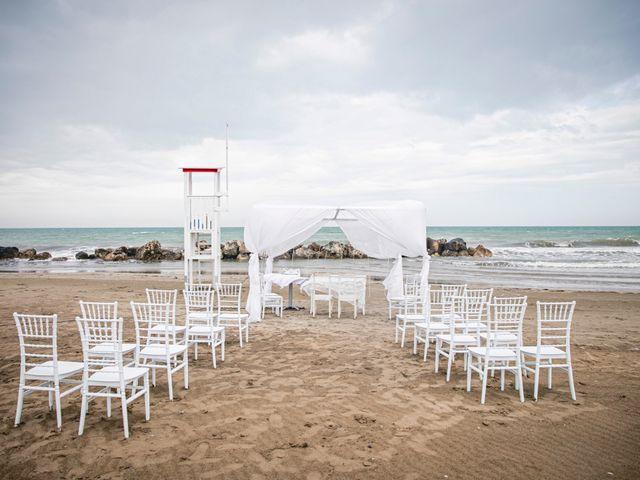 Il matrimonio di Matteo e Giada a Gabicce Mare, Pesaro - Urbino 27