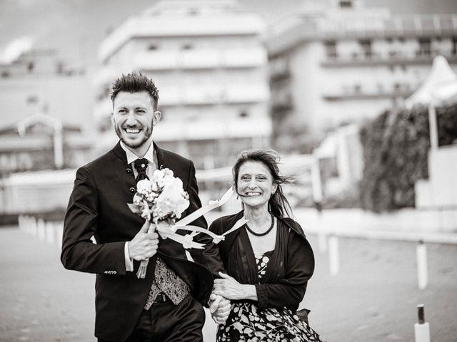 Il matrimonio di Matteo e Giada a Gabicce Mare, Pesaro - Urbino 38