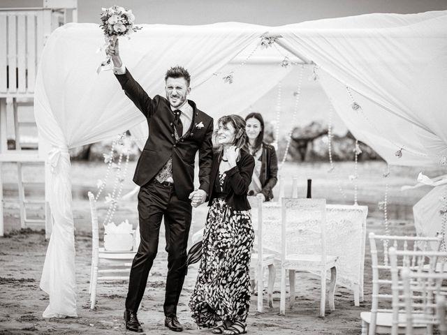 Il matrimonio di Matteo e Giada a Gabicce Mare, Pesaro - Urbino 40