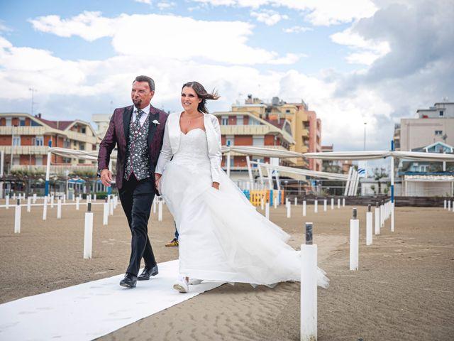 Il matrimonio di Matteo e Giada a Gabicce Mare, Pesaro - Urbino 41