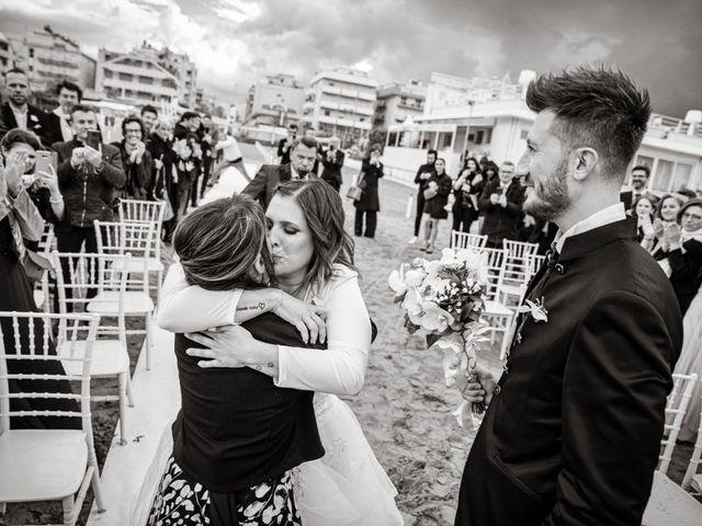 Il matrimonio di Matteo e Giada a Gabicce Mare, Pesaro - Urbino 43