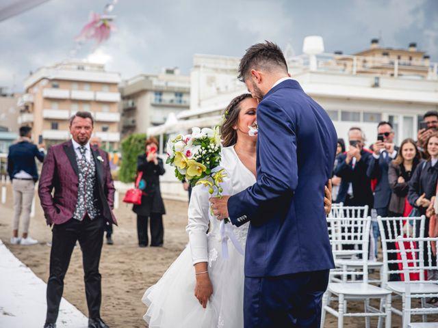 Il matrimonio di Matteo e Giada a Gabicce Mare, Pesaro - Urbino 44