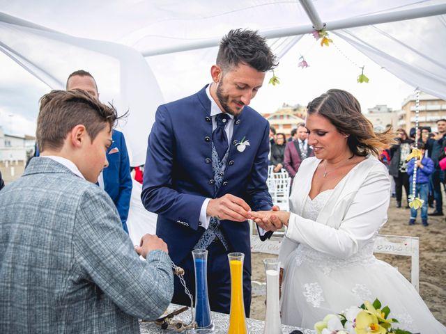 Il matrimonio di Matteo e Giada a Gabicce Mare, Pesaro - Urbino 46