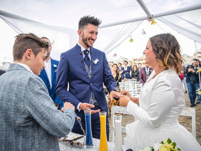 Il matrimonio di Matteo e Giada a Gabicce Mare, Pesaro - Urbino 47