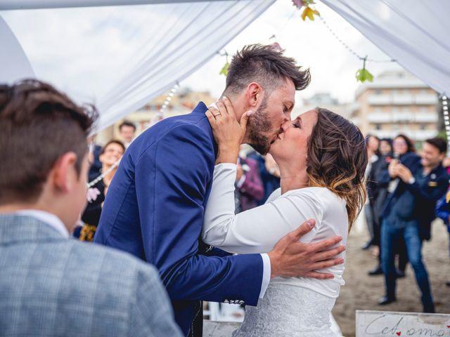 Il matrimonio di Matteo e Giada a Gabicce Mare, Pesaro - Urbino 48