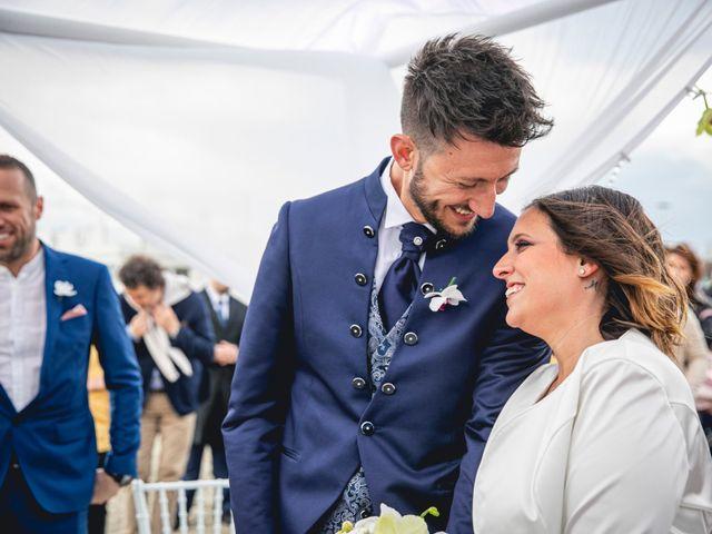 Il matrimonio di Matteo e Giada a Gabicce Mare, Pesaro - Urbino 49