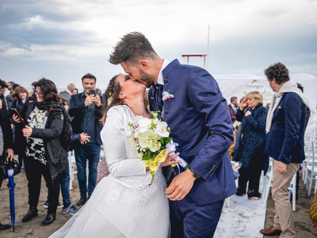 Il matrimonio di Matteo e Giada a Gabicce Mare, Pesaro - Urbino 53