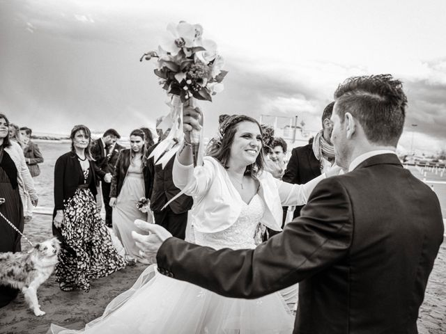 Il matrimonio di Matteo e Giada a Gabicce Mare, Pesaro - Urbino 54