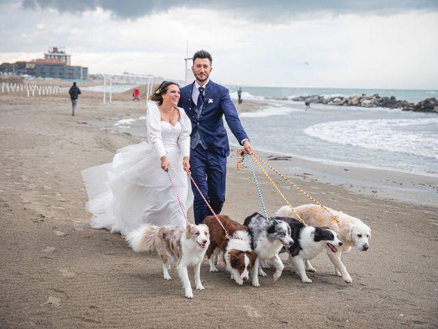 Il matrimonio di Matteo e Giada a Gabicce Mare, Pesaro - Urbino 56