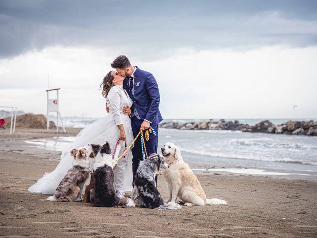 Il matrimonio di Matteo e Giada a Gabicce Mare, Pesaro - Urbino 57