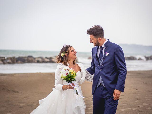Il matrimonio di Matteo e Giada a Gabicce Mare, Pesaro - Urbino 59
