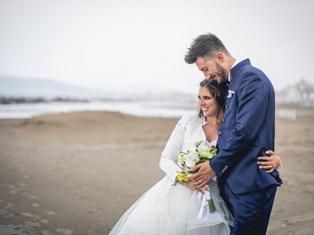Il matrimonio di Matteo e Giada a Gabicce Mare, Pesaro - Urbino 60