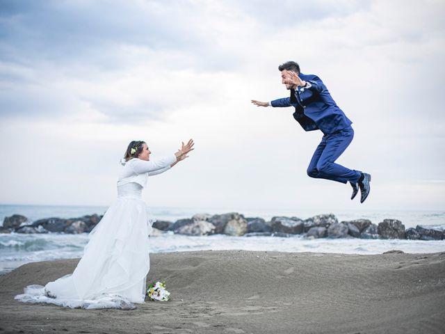 Il matrimonio di Matteo e Giada a Gabicce Mare, Pesaro - Urbino 65