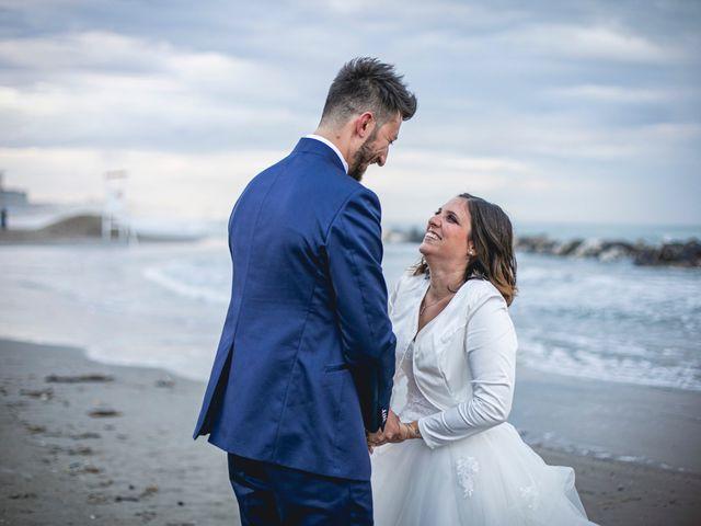 Il matrimonio di Matteo e Giada a Gabicce Mare, Pesaro - Urbino 67