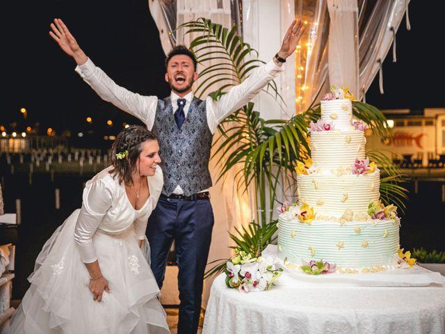 Il matrimonio di Matteo e Giada a Gabicce Mare, Pesaro - Urbino 73
