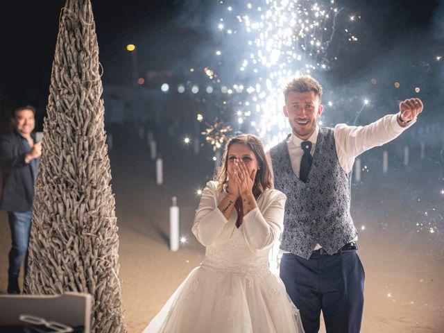 Il matrimonio di Matteo e Giada a Gabicce Mare, Pesaro - Urbino 75
