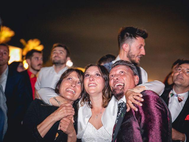 Il matrimonio di Matteo e Giada a Gabicce Mare, Pesaro - Urbino 77