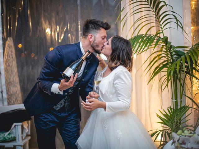Il matrimonio di Matteo e Giada a Gabicce Mare, Pesaro - Urbino 78
