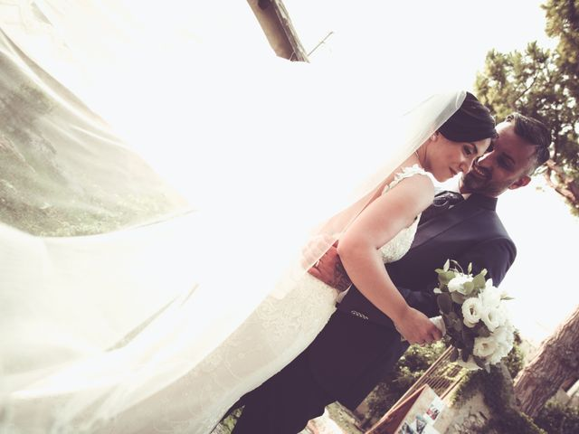 Le nozze di Alessandro e Vanessa