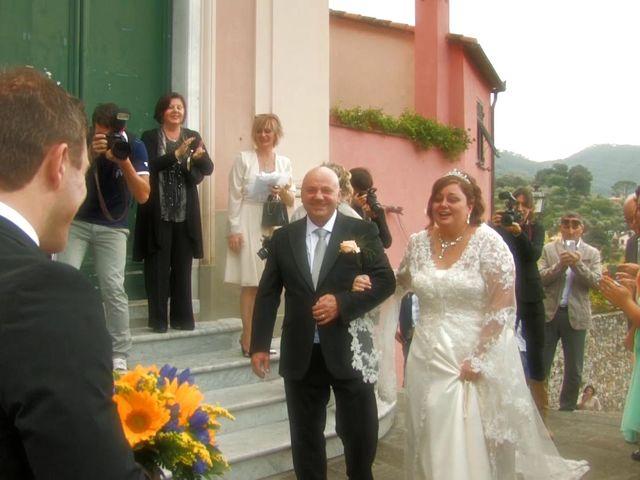 Il matrimonio di Antonio e Sara a Sestri Levante, Genova 12