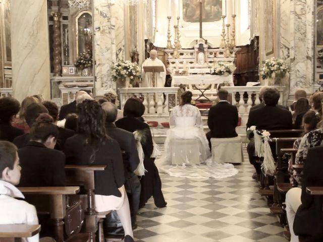 Il matrimonio di Antonio e Sara a Sestri Levante, Genova 1