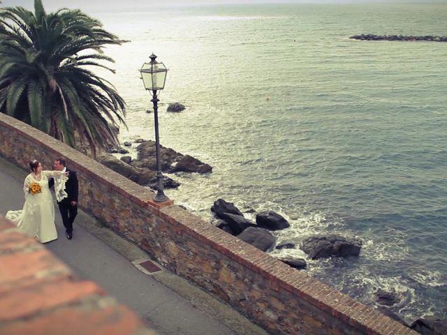 Il matrimonio di Antonio e Sara a Sestri Levante, Genova 2