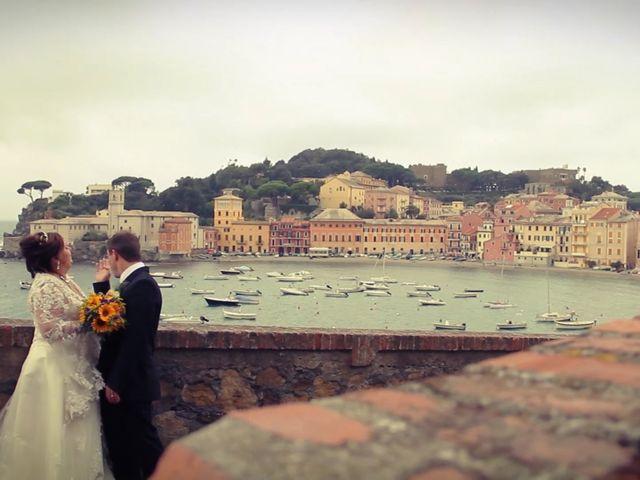 Il matrimonio di Antonio e Sara a Sestri Levante, Genova 32