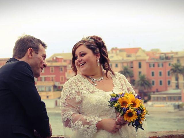 Il matrimonio di Antonio e Sara a Sestri Levante, Genova 34