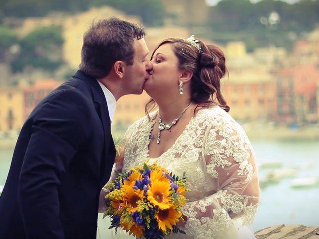 Il matrimonio di Antonio e Sara a Sestri Levante, Genova 35