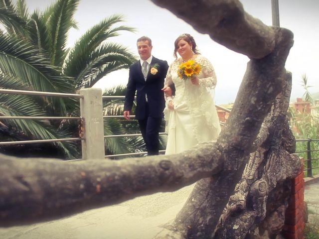 Il matrimonio di Antonio e Sara a Sestri Levante, Genova 36
