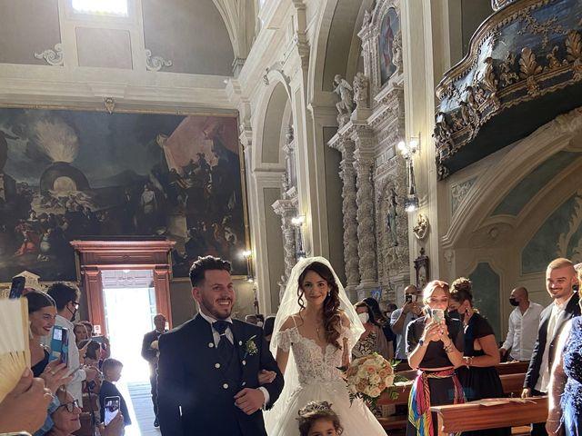 Il matrimonio di Laura e Raphael a Casarano, Lecce 5