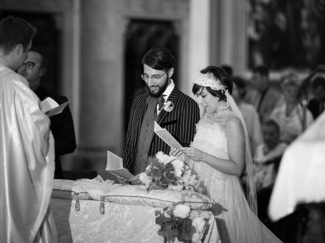 Il matrimonio di Francesco e Claudia a Firenze, Firenze 8