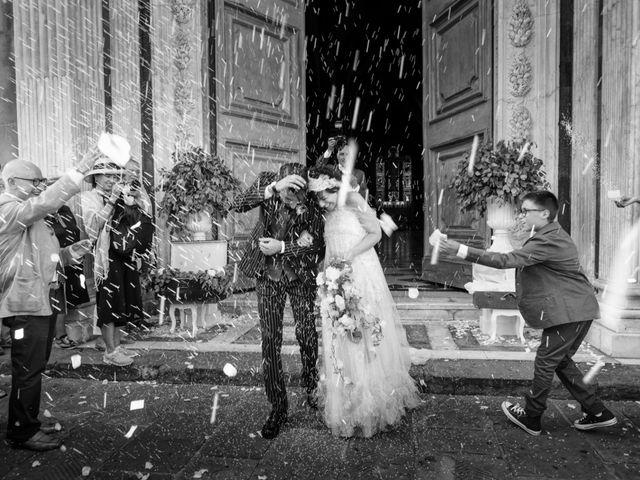 Il matrimonio di Francesco e Claudia a Firenze, Firenze 15