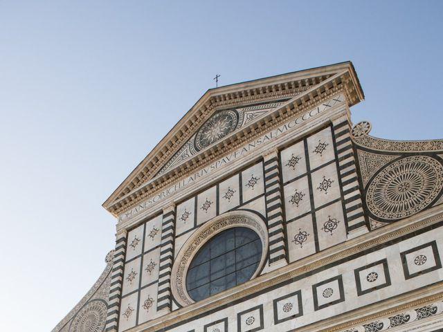 Il matrimonio di Francesco e Claudia a Firenze, Firenze 16