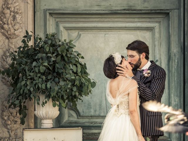 Il matrimonio di Francesco e Claudia a Firenze, Firenze 19