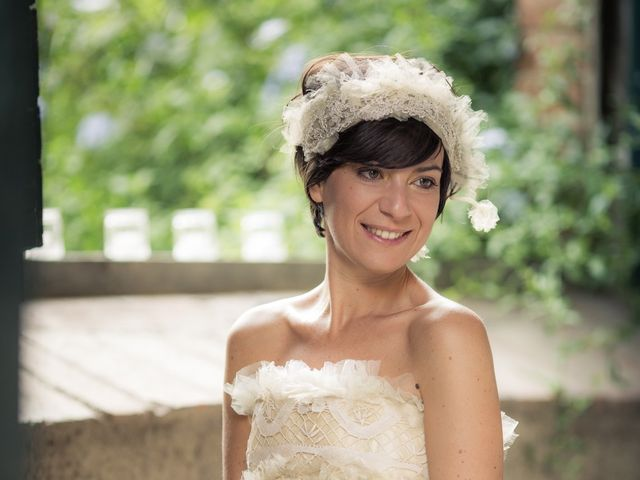 Il matrimonio di Francesco e Claudia a Firenze, Firenze 32