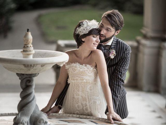 Il matrimonio di Francesco e Claudia a Firenze, Firenze 39